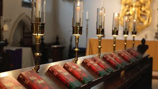 University of Cambridge Commemoration of Benefactors & University Sermon with Canon Mark Oakley
