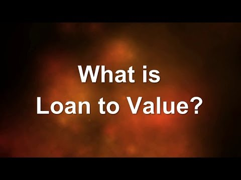 what-is-'loan-to-value'?