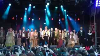 LES MISÉRABLES - Olivier Awards 2014