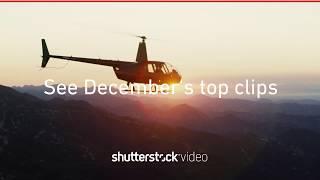 December's Best - Stock Footage | Shutterstock