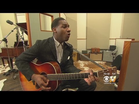 Homegrown Grammy Nominee Leon Bridges Opens Up