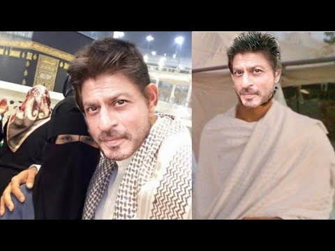 Bollywood actor SRK King Khan Shahrukh Khan Gori mam Hajj Umrah news comments answer