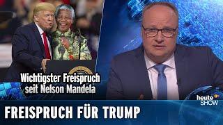 Impeachment: Donald Trump entkommt der Amtsenthebung | heute-show vom 07.02.2020