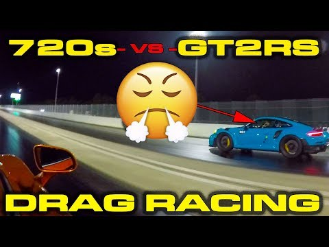 GT2RS driver gets