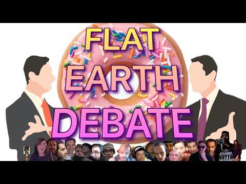 Flat Earth Debate 1027 Uncut & After Show thumbnail