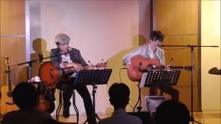 k-aqua【Judie】   あーとカフェ出張LIVE 3rd @吉島公民館 thumbnail
