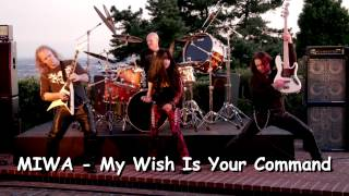 Lyric Video - My Wish Is Your Command by MIWA