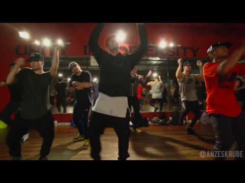 50 Cent - No Romeo No Juliet ft. Chris Brown/ Anze Choreo