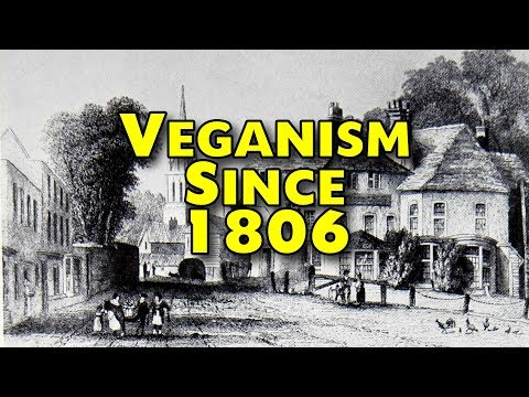 Veganism Since 1806 - ft. John Davis