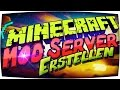 ⭓ Minecraft MOD SERVER Erstellen | 1.12.2 / 1.12 FORGE Server Installieren DEUTSCH Plugins
