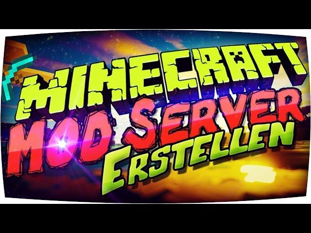 Minecraft Server Erstellen Tutorial Reihe HimGames NHLtvNET - Minecraft server webinterface erstellen