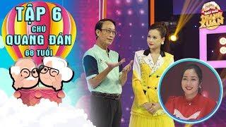 Mãi mãi thanh xuân | Tập 6: Ốc Thanh Vân bất ngờ với vẻ ngoài trẻ trung của thầy giáo 68 tuổi