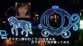 オリオン座のむこう/白石まるみ 歌ってみた(男声注意!) 白石まるみ 検索動画 22