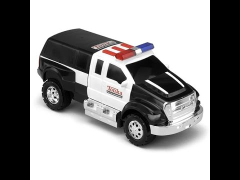 Ford Tonka Truck Price - Tonka Police Cars Toys For Kids
