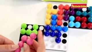 Логическая игра BONDIBON SmartGames Квадриллион