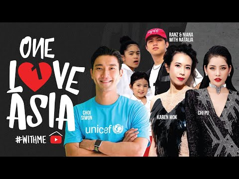 ONE LOVE ASIA CONCERT | PRESENTED BY WEBTVASIA & YOUTUBE | LIVE NOW