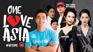 ONE LOVE ASIA CONCERT X WebTVAsia & YouTube | 27th May, 2020