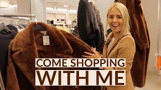 COME SHOPPING WITH ME AND A HAUL!