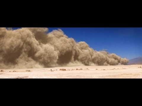 Dust Storm - Fumefx