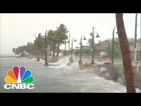 Hurricane Irma Lashes Caribbean Islands | CNBC