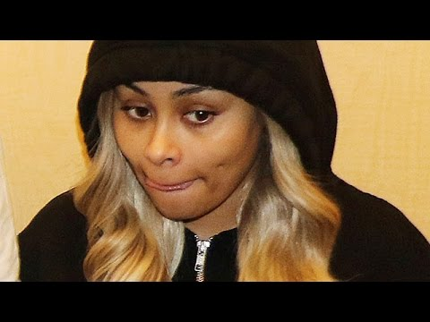 Blac Chyna Breaks Down In Tears While Giving Birth - New Video