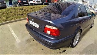BMW E39 Диагностика машины с телефона ! 20пиновый разъем !