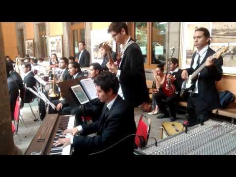 Stand by me - Big Band Jazz UdeG 223 aniversario