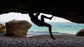 Скалолазный пляж Акьярлар в Турции
