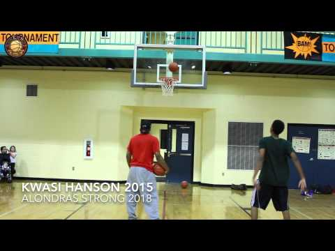 Workout Sessions: Alondras Strong (2018) & Kwasi Hanson (2015)