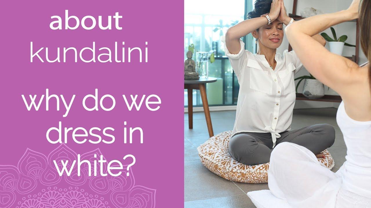 fa89c74e411 Why we dress in white and wear Turban in kundalini yoga