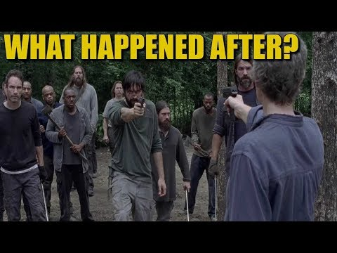 The Walking Dead Season 9 Time Jump Theory - What Happened After The Bridge Was Lost? thumbnail