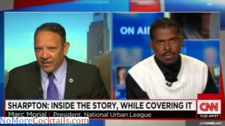 Minister Johnathan Gentry Blasts Al Sharpton: Just Wants to 'Keep Himself Relevant'