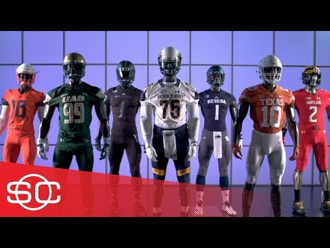 Gear Up: 2018 Week 3 of college football uniforms: Texas, Syracuse and more | SportsCenter | ESPN