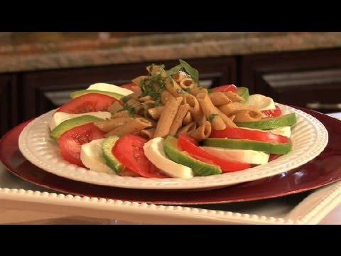 Italian Tomato Pasta Salad : Pasta Salads