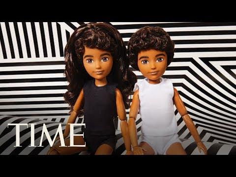 Craig Stevens - Mattel Puts Out A Line Of 'Gender Neutral Dolls'