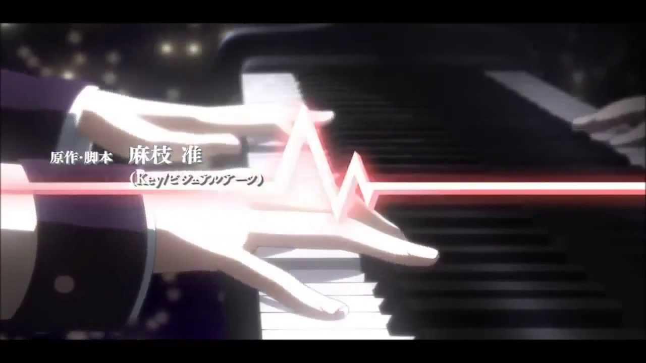 Angel Beats Op angel beats opening - my soul, your beats! hd [w/ download link]