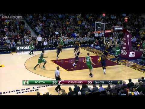 Boston Celtics vs Cleveland Cavaliers   Full Game Highlights   March 3, 2015   NBA 2014 15 Season