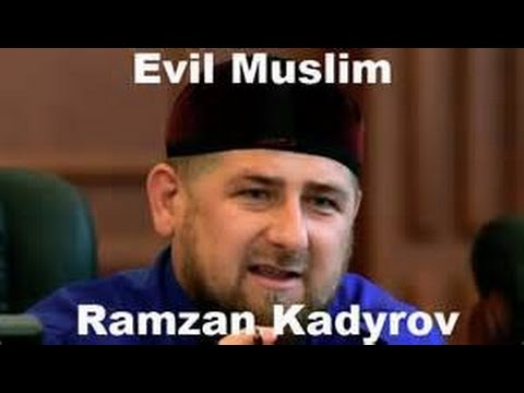 Muslim Chechen leader ordered his troops to shoot to kill Russian forces
