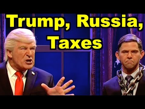 Trump, Russia, Taxes - Alec Baldwin, Mitch McConnell & MORE! LV Sunday LIVE Clip Roundup 241