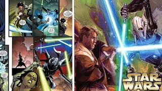 Why Jedi Don't Just Use the Force on Grievous – Star Wars Explained