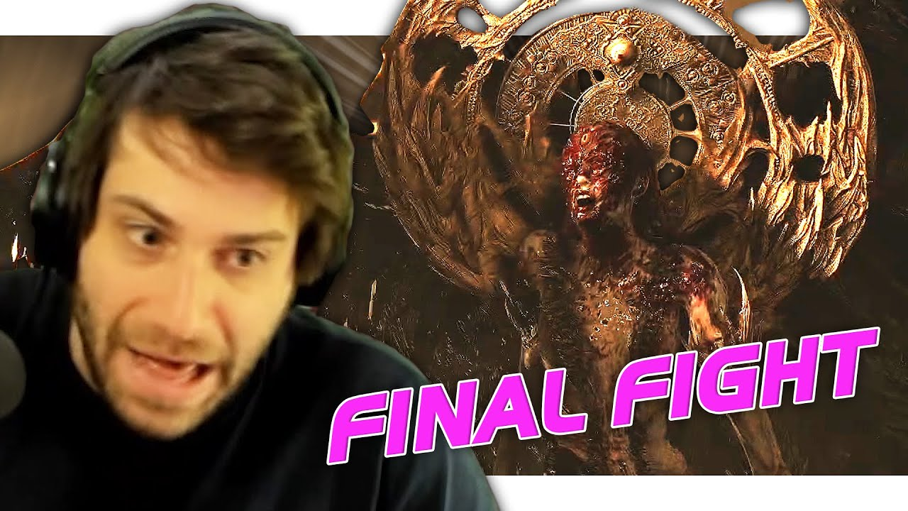 These are the Funniest Bosses of Any Game...