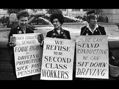 Womens Rights Movement 1943 1970 - YouTube Women Rights Movement 1970
