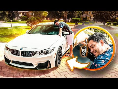 FINGI PEGAR A BMW M4 DELE ‹ EduKof ›