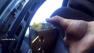 Peugeot 406  Ремонт ремней безопасности