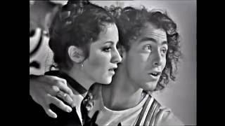 1973- Michel Fugain & Le Big Bazar a Naples (Napoli) Maria Rosaria Omaggio, Special Jocelyn