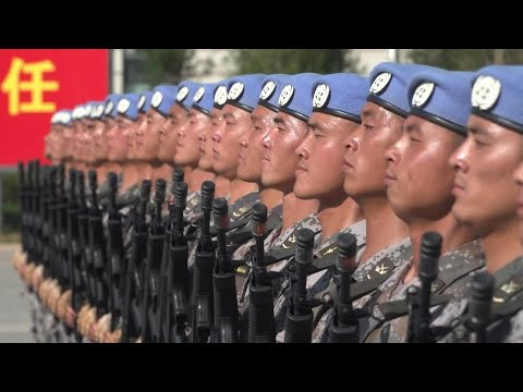 Soldiers prepare for China's 70th anniversary parade | AFP