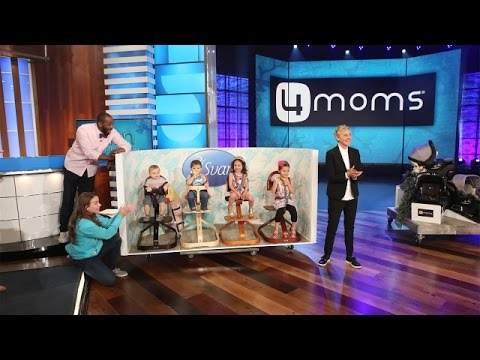 Ellen degeneres mothers day show giveaways 2018 movies