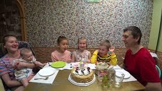 МУКБАНГ ТОРТ НА ДЕНЬ РОЖДЕНИЯ ДАШИ MUKBANG DASHA S BIRTHDAY CAKE mukbang мукбанг