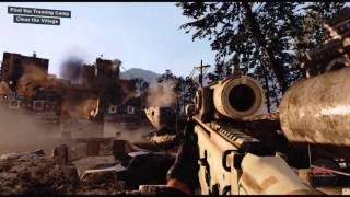 обзор Medal Of Honor: Warfighter - Мнение Antistarforce.com