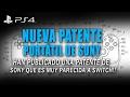 Una nueva patente de portátil de Sony muy parecida a Nintendo Switch|Noticias-Nintendo-GeraGames